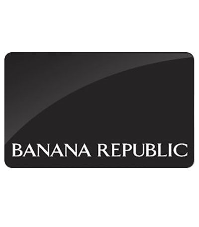 $100.00 Banana Republic Gift Card