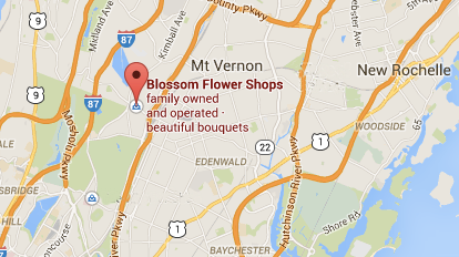 New Rochelle, New York Flower Delivery