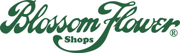 Logo for Blossom Flower Shops White Plains